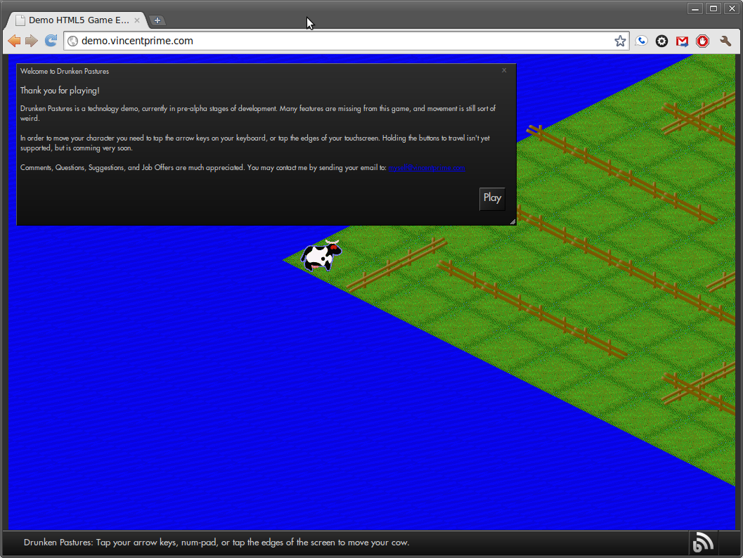 Constructing an JavaScript/HTML5 Isometric Game Engine « Vincent Prime